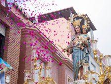 Actos y Procesión Gloriosa de María Auxiliadora