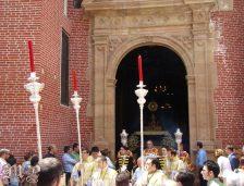Triduo Eucarístico y Corpus Chico en los Santos Mártires y San Juan