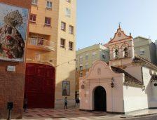 Estudiantes, Rocío, Expiración, Zamarrilla y Esperanza: Encuentros de Arte Cofrade