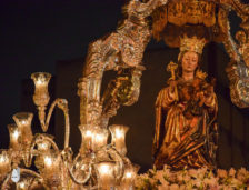 Cultos y Procesión en honor a Santa María de la Victoria